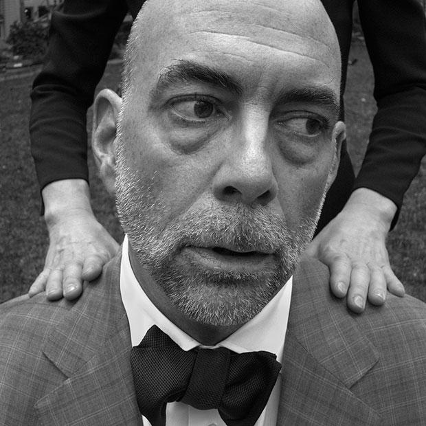 Larry Fink, Donald Antrim, 2014