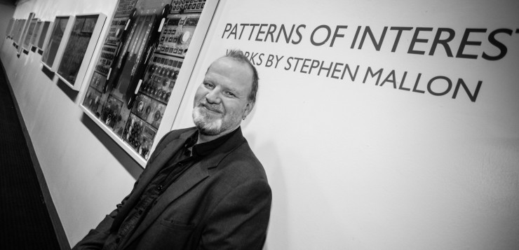 "SLIDESHOW: Opening Reception ""Patterns of Interest"""