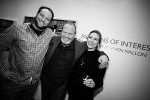 Jason Gardner, Stephen Mallon, Carrie Angoff