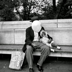 Vivian Maier, untitled, central park zoo