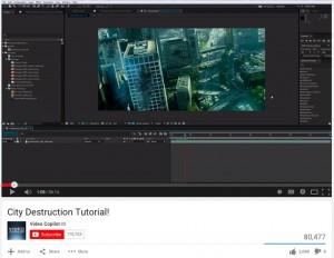 video city destruction