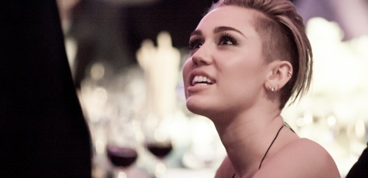 Miley Cyrus at FGI - Night of Stars 2013. Photo by Jan Klier.